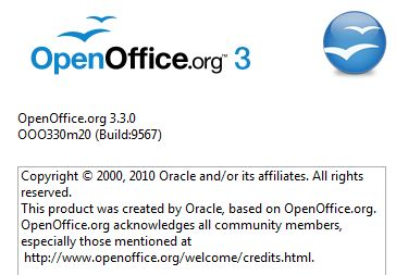 openoffice by Oracle